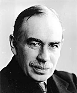 John Keynes citation startup
