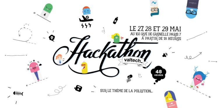 hackathon valtech anti pollution 2016