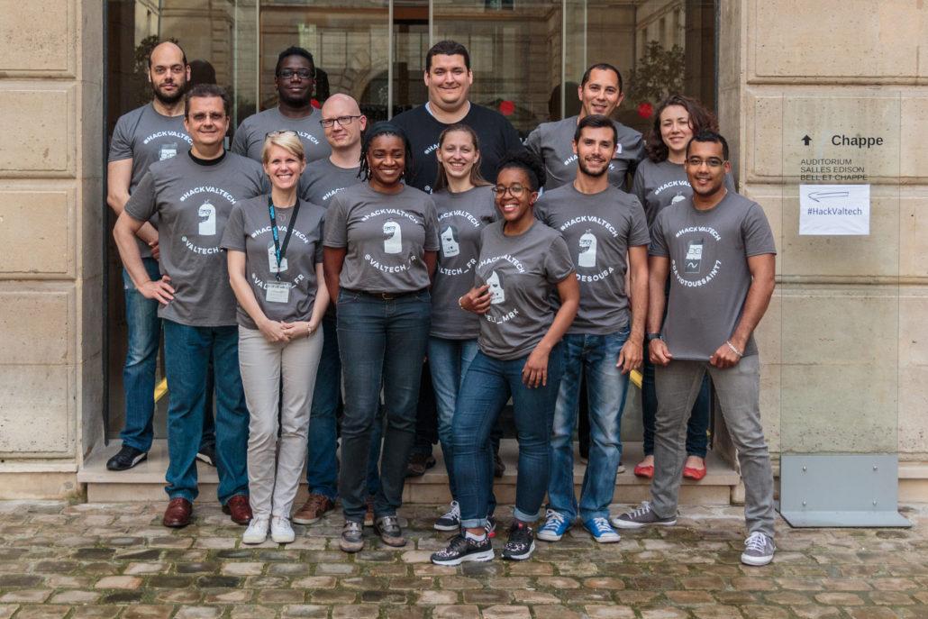 Equipe Orga Valtech HackValtech