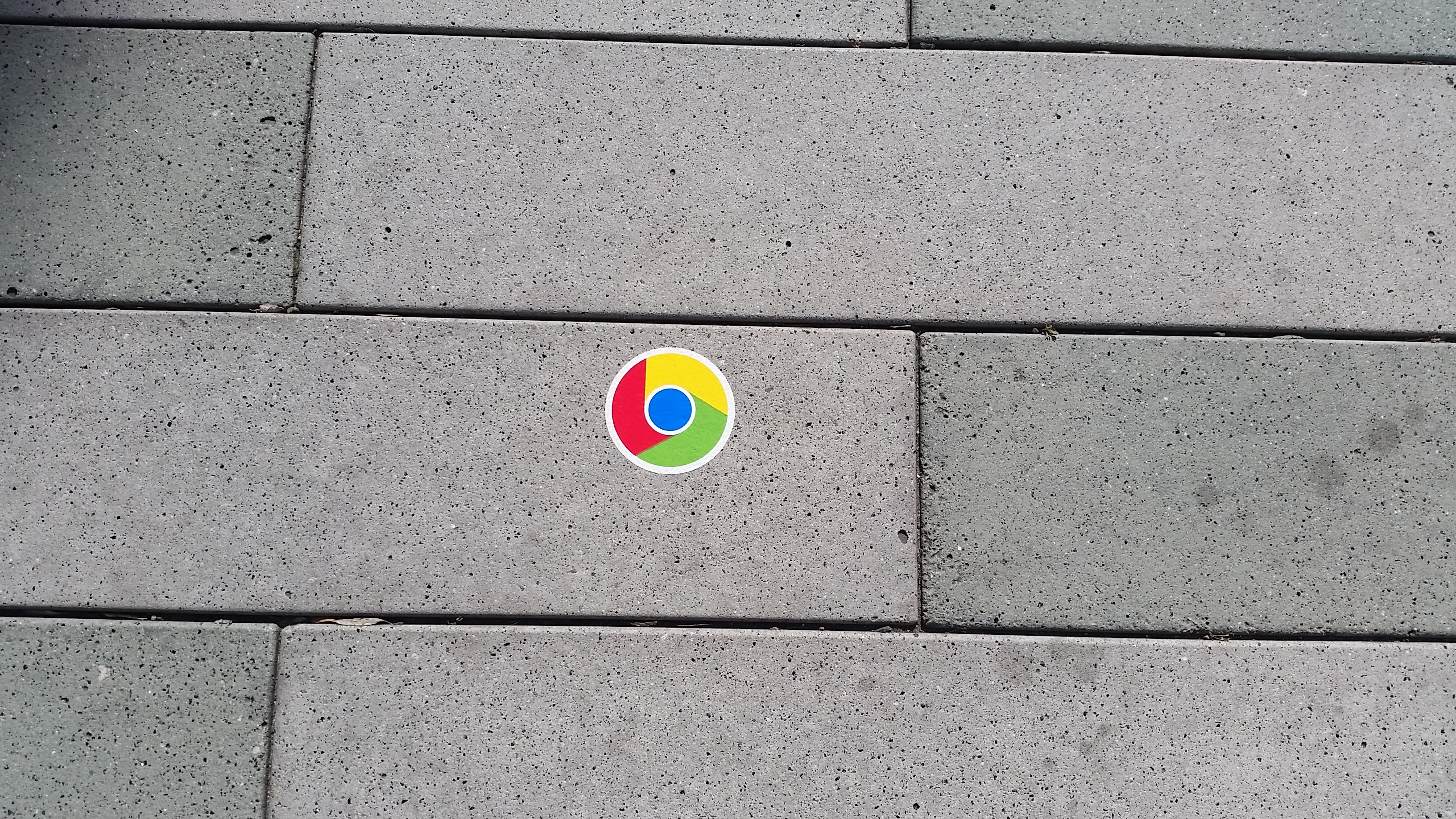 Google Chrome In The Streets
